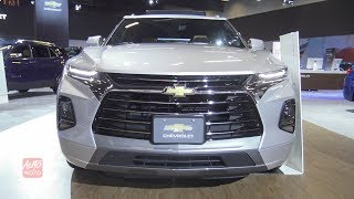 2019 Chevrolet Blazer AWD Premier - Exterior And Interior Walkaround - 2019 Montreal Auto Show