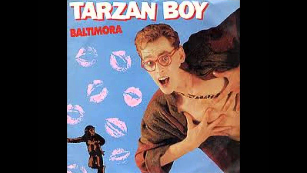 Baltimora Tarzan Boy Extended Version