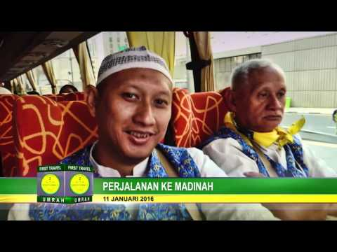 Video harga paket umroh first travel 2015