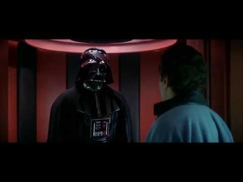 Darth Vader with Bane s Voice - Random Scenes