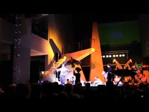 Santiago College - The Lion King Opening