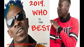 shatta wale my level.island v stonebwoy latest . kpo k3k3 -  top stanka . sm.2019-2018- ghana music