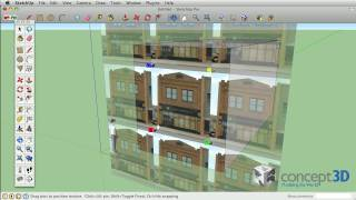 SketchUp Tips and Tricks_ Scaling, Distorting, Stretching and Otherwise Positioning Textures