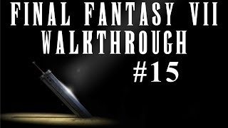 Final Fantasy 7 Walkthrough #15 - Fort Condor and Mystery Ninja