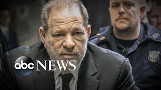 Landmark trial begins for Harvey Weinstein l ABC News