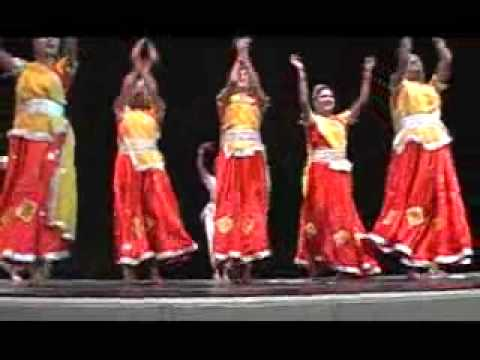 Kerala, India Semi Classical Dance video