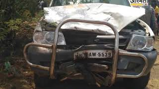 Pandarpur Pune Road Accident /Asmita vision Solapur /27/5/2018