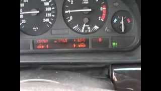 BMW E38 7 series With ACC Active Cruise Control