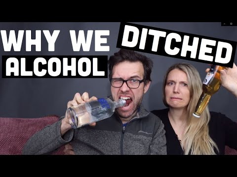 No Alcohol?!? Why We Don't Drink