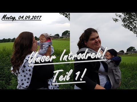 Unser Introdreh! || Teil 1! || Vlog || Reborn Baby Deutsch || Little Reborn Nursery