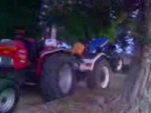 arjun 605 vs new holland 3630