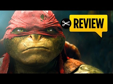Epic Movie Review: Teenage Mutant Ninja Turtles (2014) - Megan Fox Movie HD