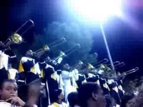 JIM HILL HIGH SCHOOL TROMBONES 2013
