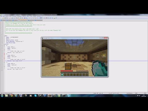 Minecraft Bukkit Plugin - Simple GUI Creator - Create you own GUIs