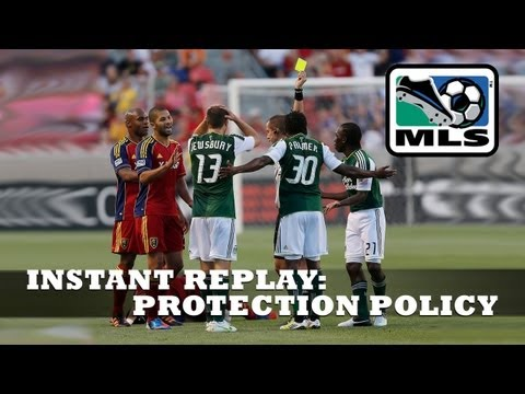 Hard tackles, penalty kicks & protecting players - Instant Replay