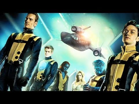 X-Men First Class Movie Review: Beyond The Trailer