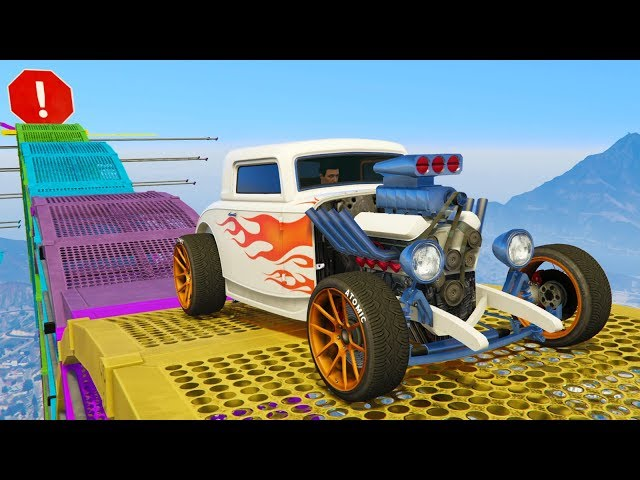 FIRST CAREER! SUPER RARE CAR !! - CARTA GTA V ONLINE - GTA 5 ONLINE