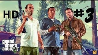 Grand Theft Auto V: Gameplay Walkthrough - Part 3 | Which Hairstyle Looks Best on Franklin? | & More