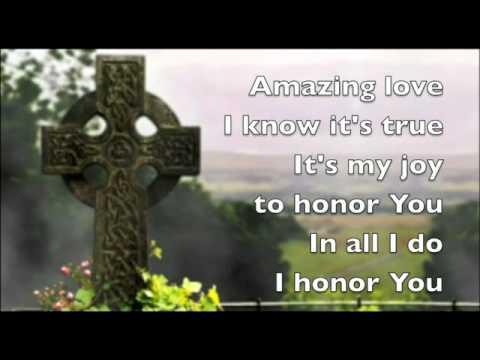 Praise And Worship - Amazing Love