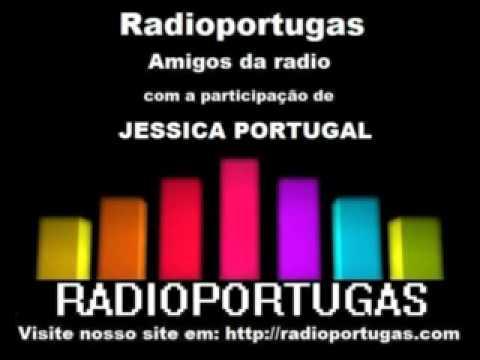 Jessica Portugal no Amigos da radio no 11 11 2013