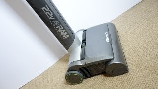 Rechargeable Vacuum Cleaner - The Gtech Air Ram Review