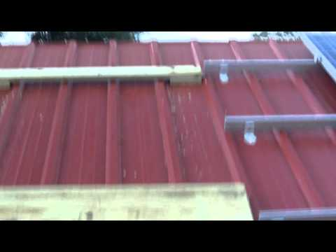How to install solar panels on your roof quickly and cheaply - Part 1