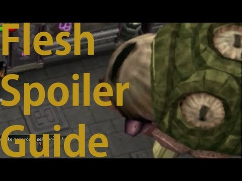 Flesh Spoiler Guide + Question(in description) Runescape Dungeoneering Boss Guide Occult Large 5:5
