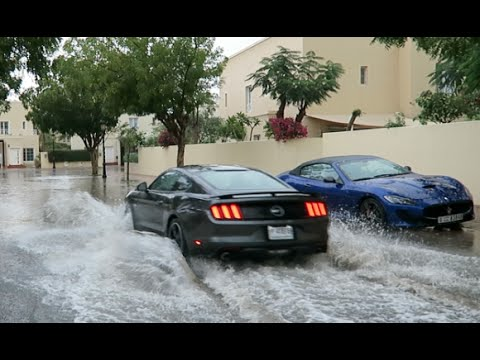 HUGE STORM IN DUBAI !!!