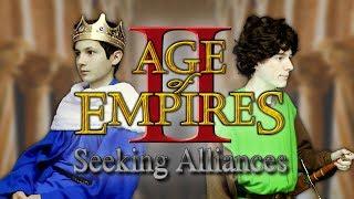 Age of Empires 2: Seeking Alliances | Comedy Sketch