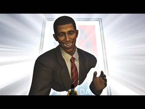 I Always Feel Like Somebody's Watching Me: Rockwell Parody. Obama Is Watching Me video