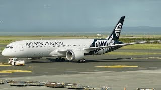 Air New Zealand Business Class Review - B787-9 Dreamliner (+ NEW Auckland International Lounge)