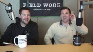Meet Field Work podcast hosts Zach Johnson and Mitchell Hora
