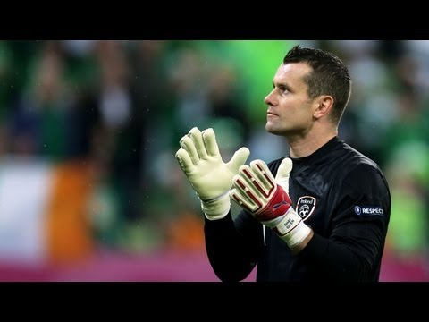 Shay Given to retire from International Soccer