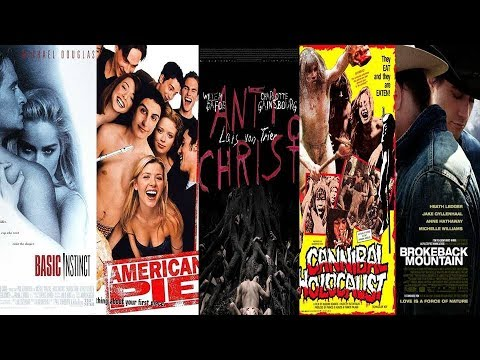 Top 10 Movies You Should Never Watch With Your Parents   Part 1