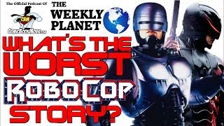 The Worst ROBOCOP Story Ever Made!