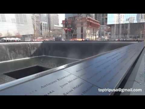 Pool World Trade Center 9/11 Memorial HD - Tower South - New York - Dica Nova Iorque