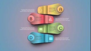 Infographic tutorials photoshop free