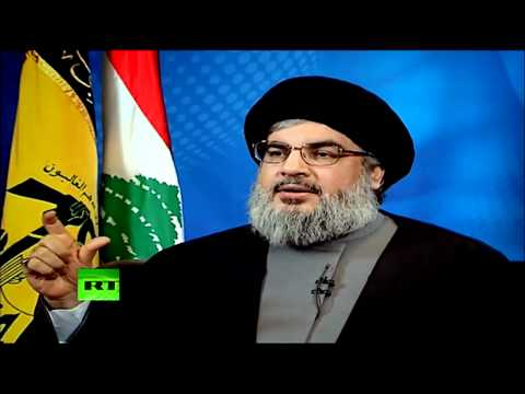 Julian Assange  -  The World Tomorrow (RT) 1st Episode - Nasrallah-Hezbollah (2 of 2)