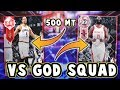 Beating A Goat Squad With A 500 Mt Team! *cheapest Team Possible* | Nba 2k18 Myt