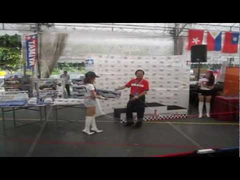 Tamiya Asia Cup 2011 - F1, Jr. Stock, FF03, GT, Mini, RC Car Race