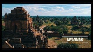 The Vrettas Life - Myanmar Travel Video Panasonic GX85/GX80 DJI Spark