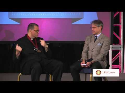 Eric Metaxas interviews the