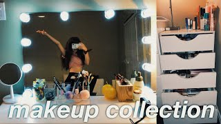 MAKEUP COLLECTION OF A 14 YEAR OLD