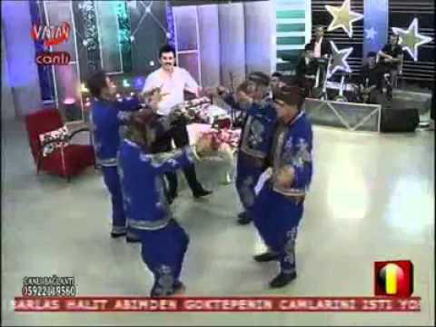 Halit Barlas Vatan TV Ramazan Çelik Çiftetelli Programı - 3 Bolu Postası