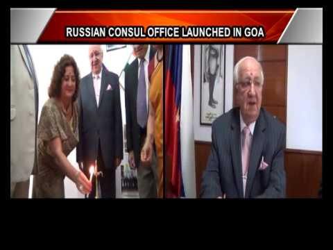 Russian Consul Office In Goa