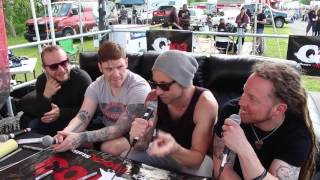 Download Lagu Shinedown Talk Band Pranks with Candace at Rock 'N Derby Gratis STAFABAND