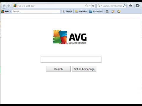 How to uninstall AVG® Secure Search from Google® Chrome in Windows® 8