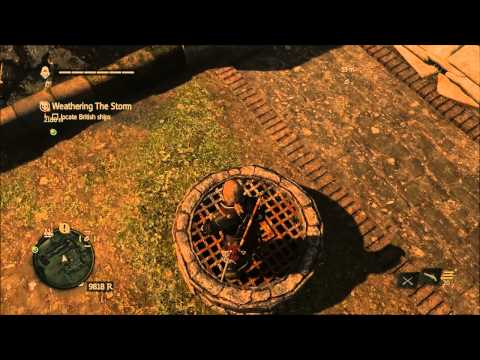 AC4 Black Flag: Men in the Well