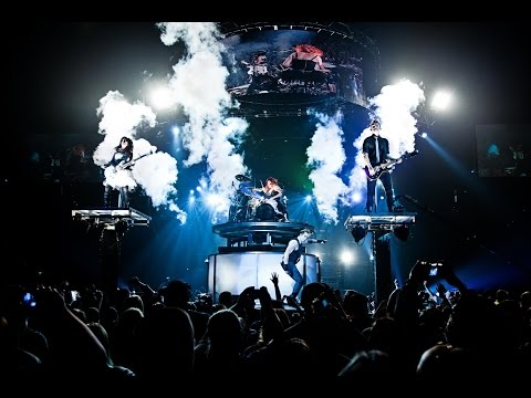 Skillet - Live @ Michigan, 2013