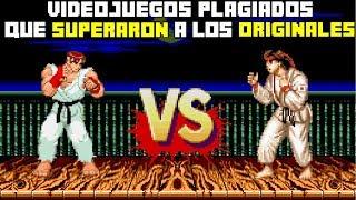 6 Videojuegos Plagiados que Superaron al Original - Pepe el Mago